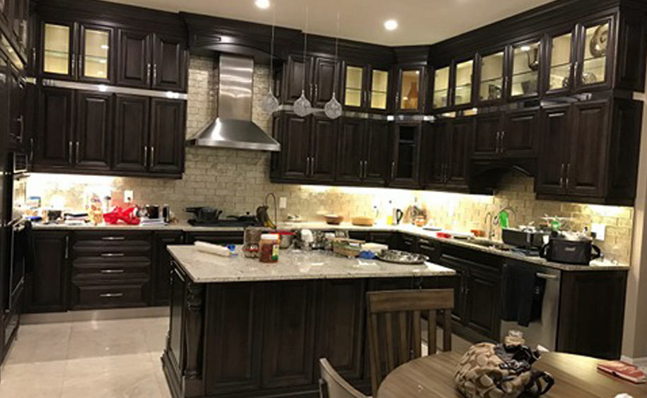 Custom Kitchen Cabinets Brampton Toronto Mississauga Burlington ...