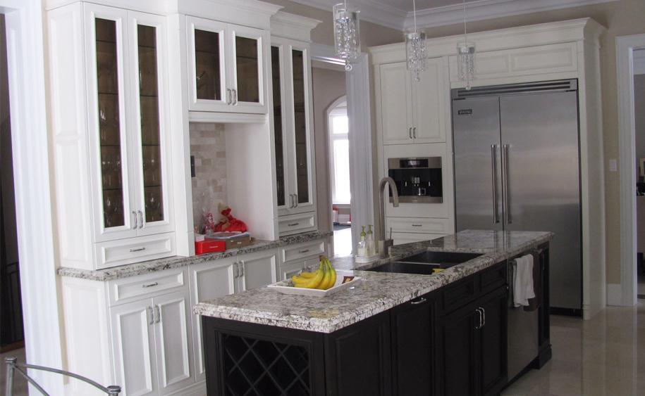 Custom kitchen cabinets brampton toronto mississauga for Kitchen cabinets london ontario
